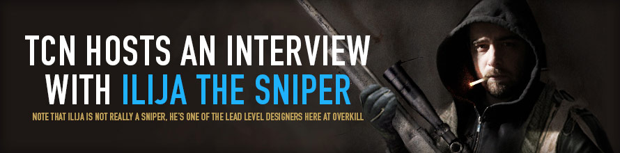 TCN hosts an interview with Ilija The Sniper.