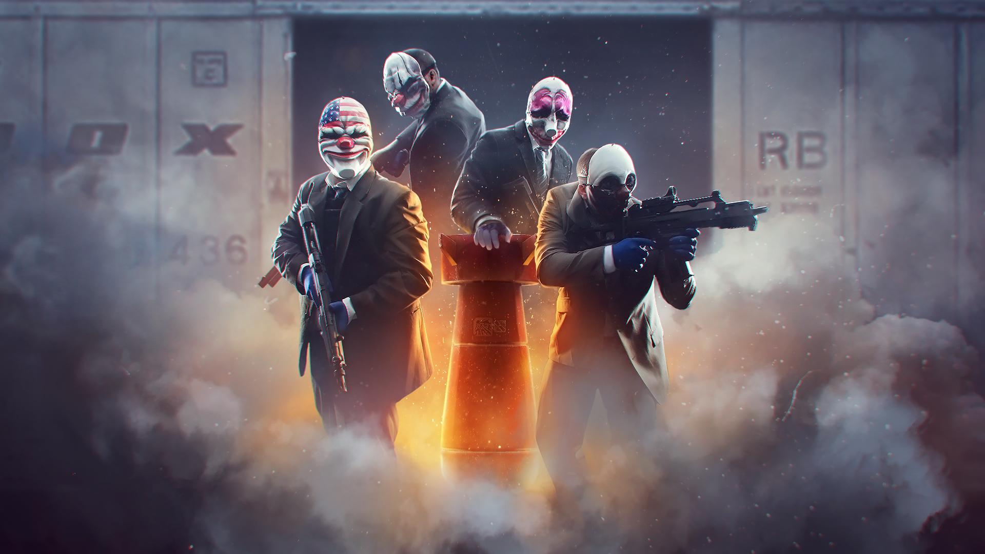 The Bomb Heists Wallpaper