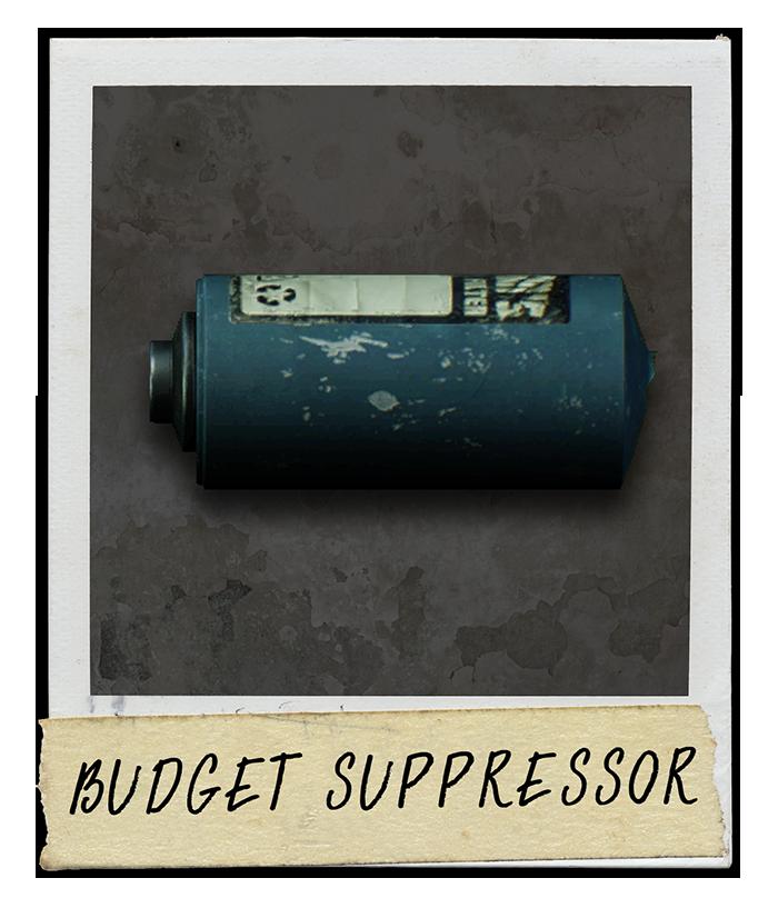 Budget Suppressor