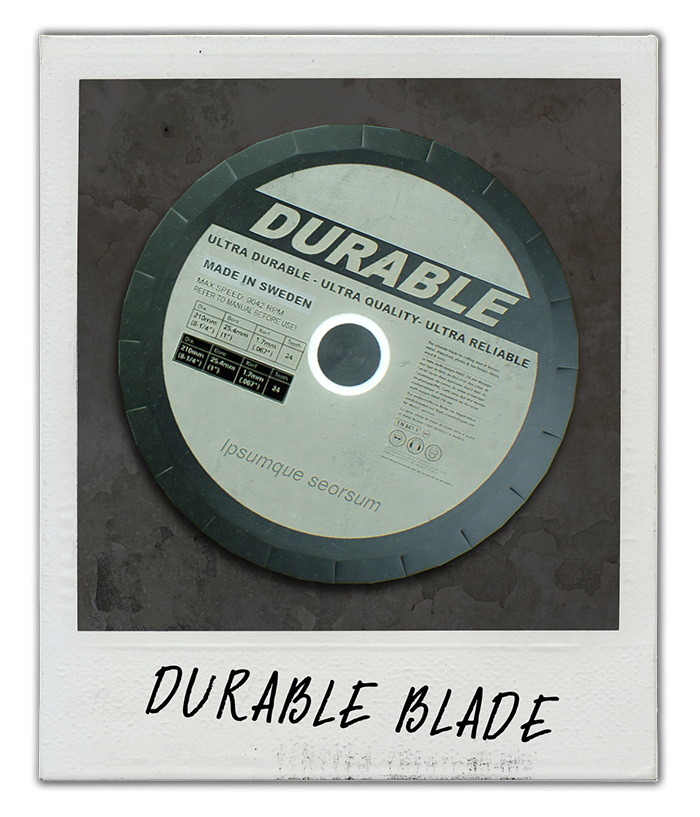 Durable Blade