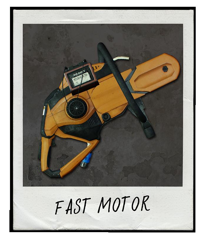 Fast Motor