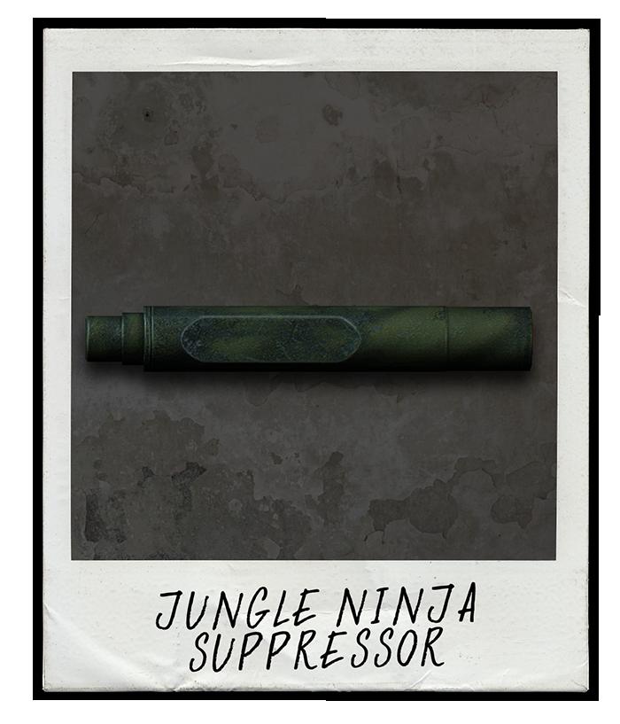 Jungle Ninja Suppressor