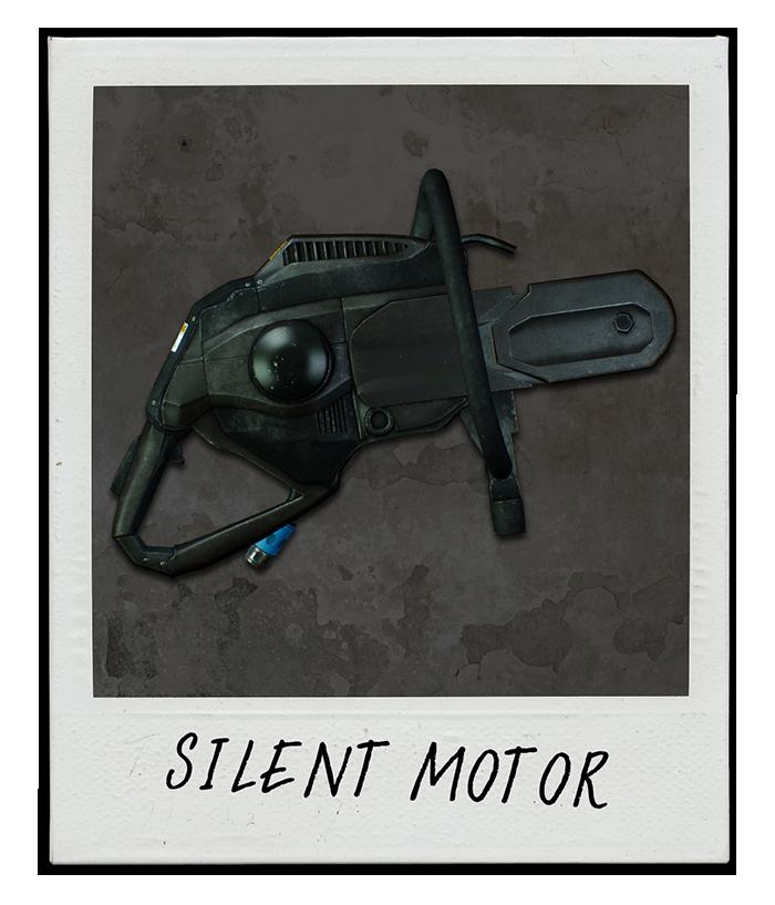 Silent Motor