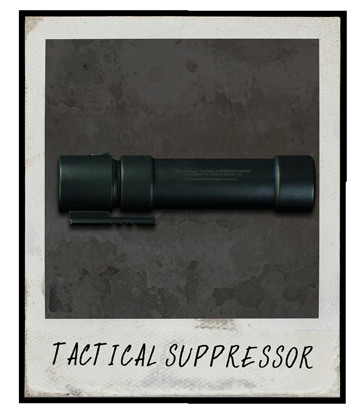 Tactical Suppressor