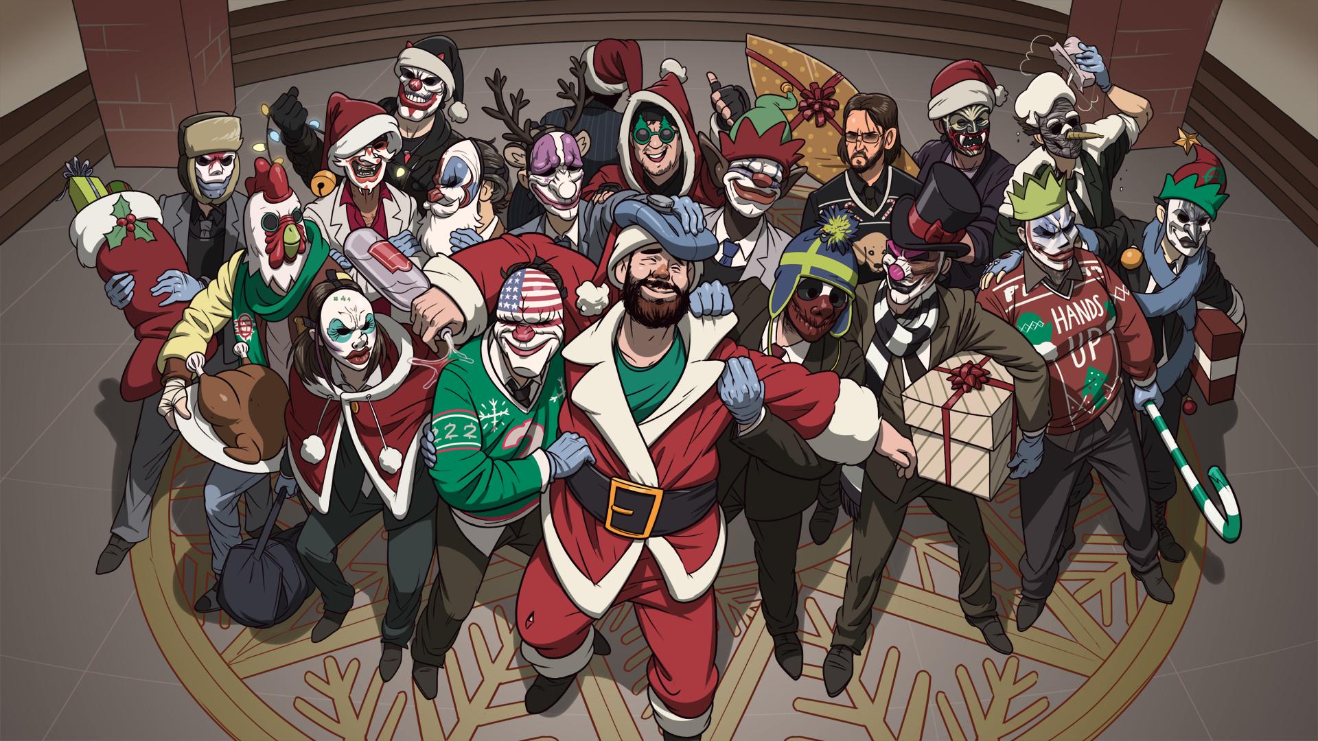 The Th Annual Payday Christmas Heist The Th Annual Payday Christmas Heist