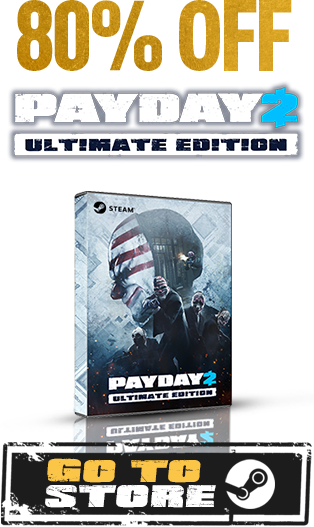 Buy PAYDAY 2 Ultimate Edition