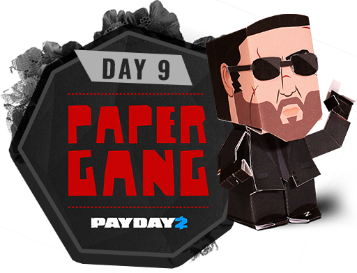 Day 9 - Paper Gang